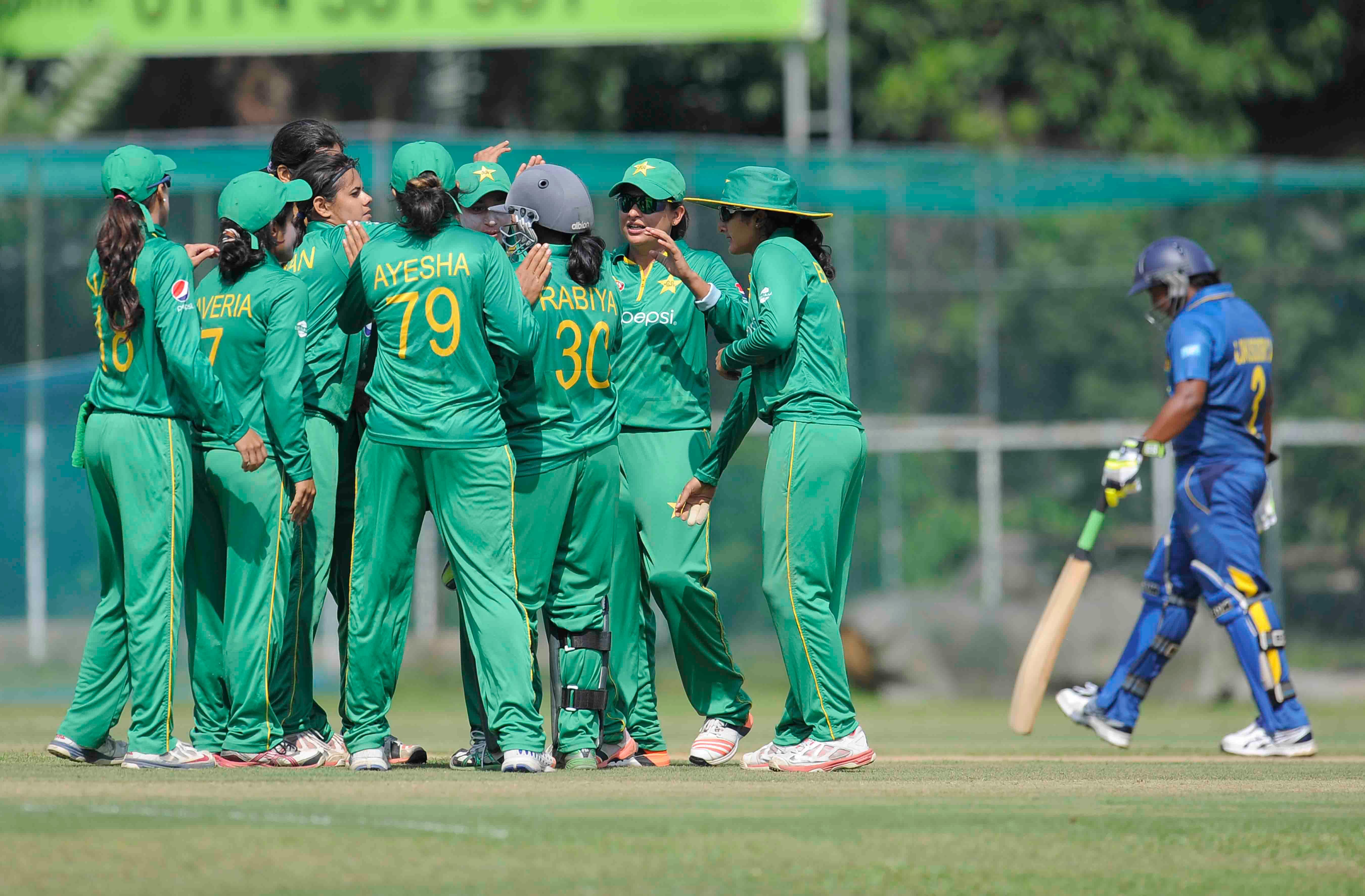 Icc Women S World Cup Qualifier Warm Ups
