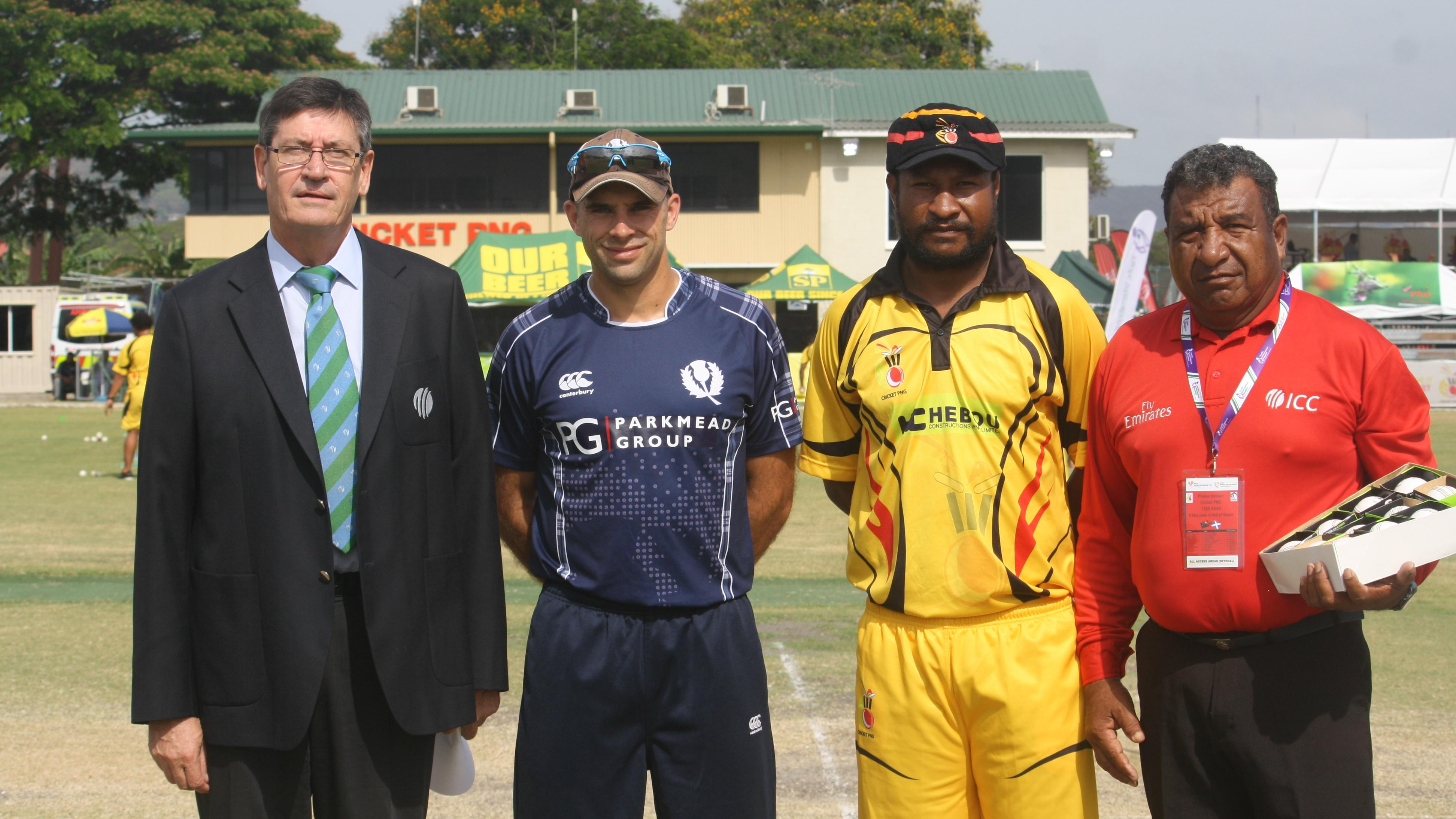 Points Shared In Icc World Cricket League Championship