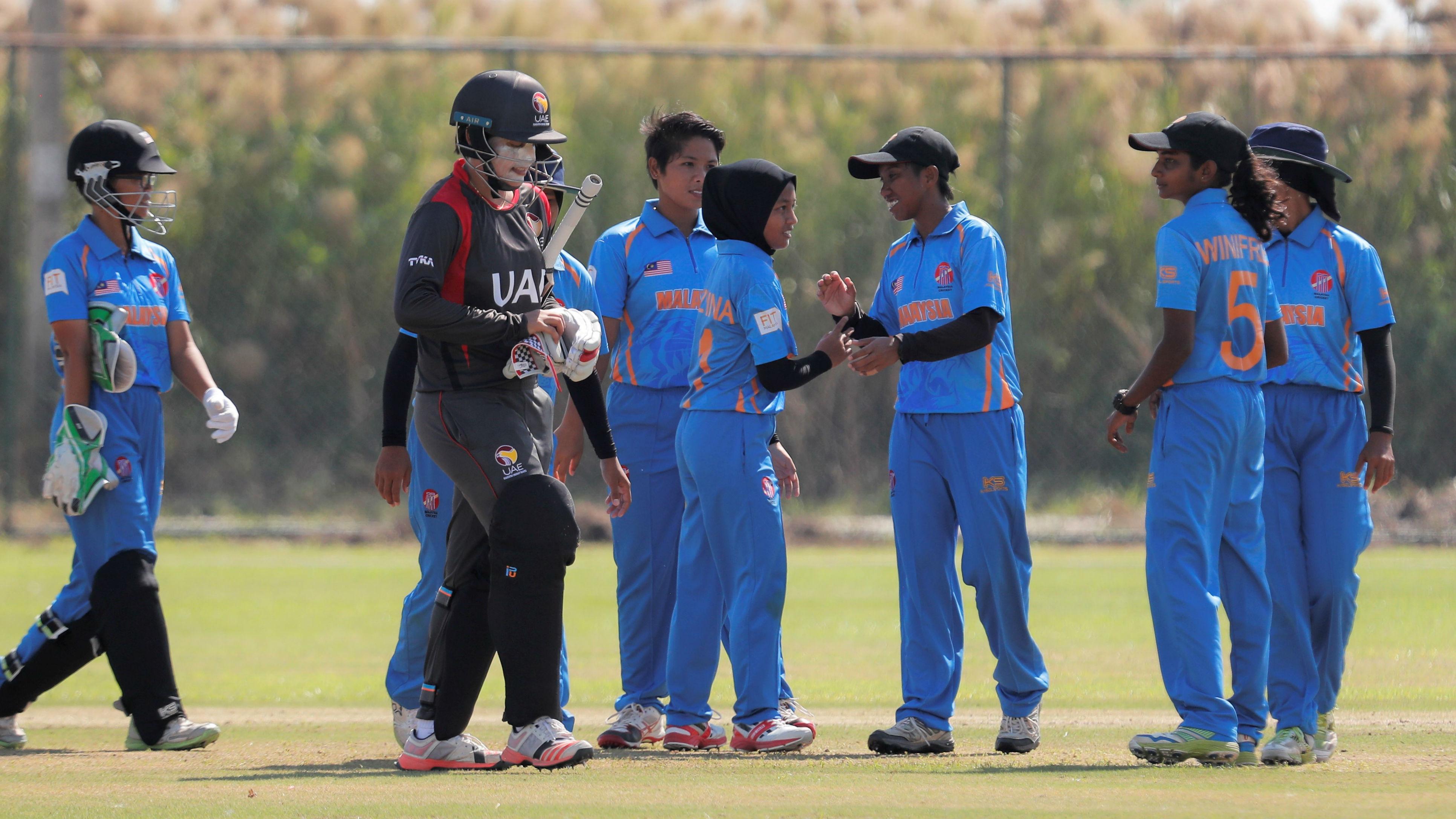 Icc Women S World T20 Asia Qualifier