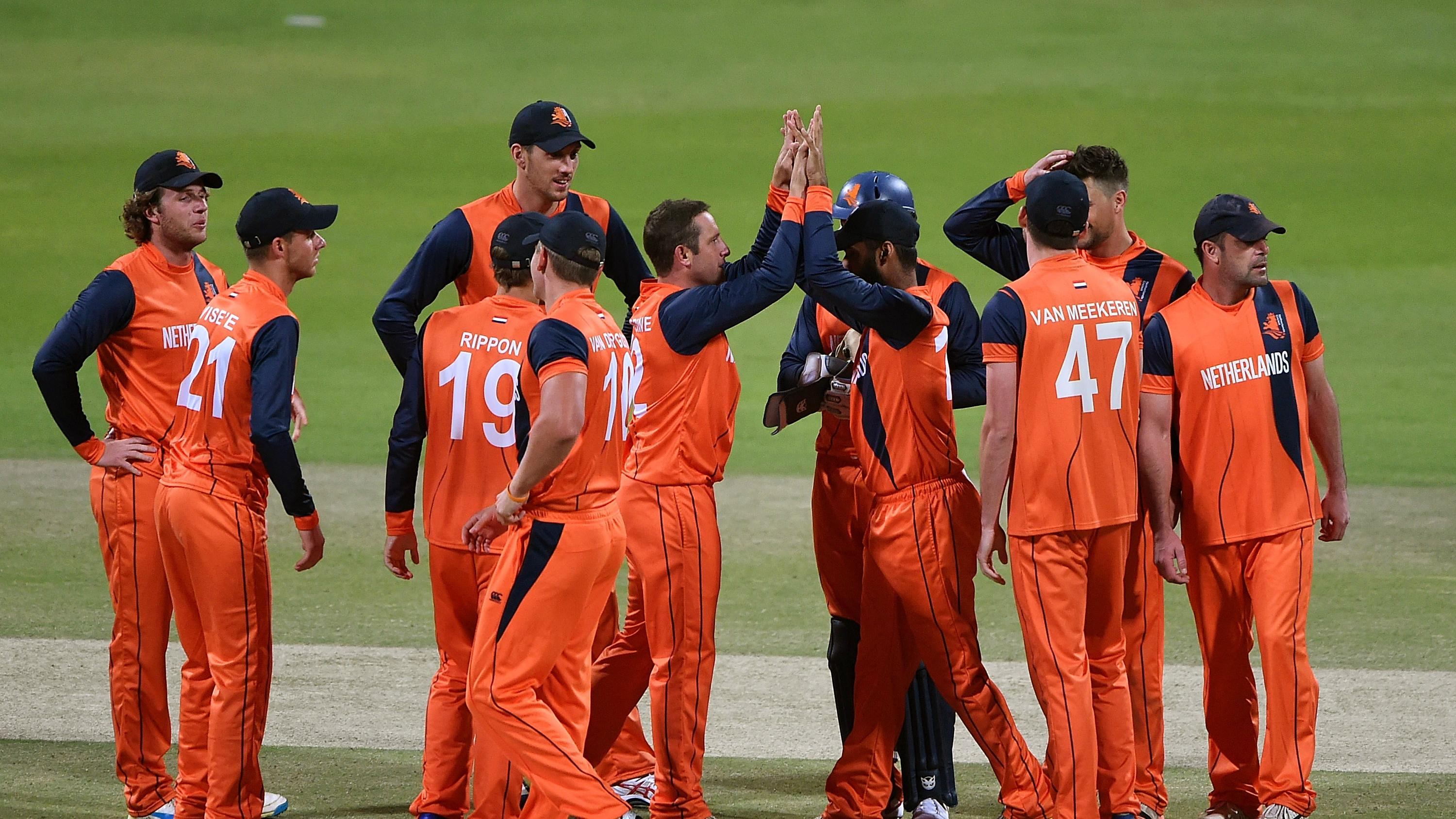 Netherlands And Scotland Aim High In World Cup Qualifier