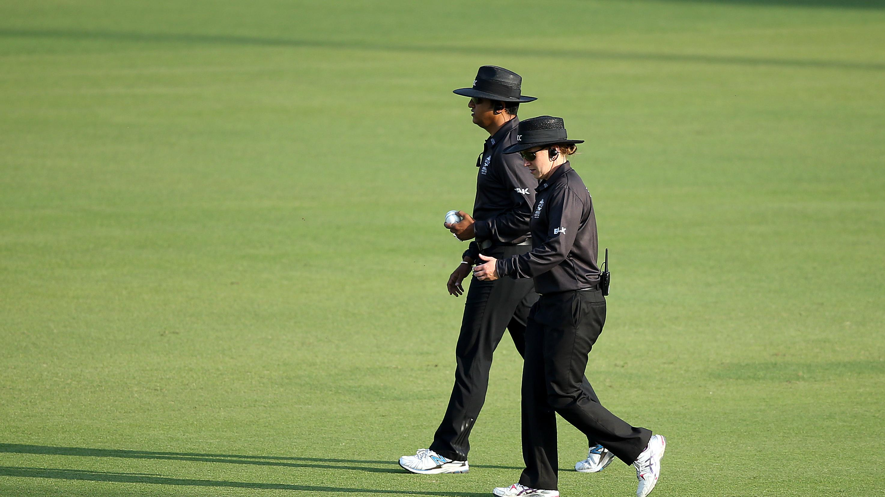 Icc Announces Umpire And Referee Appointments For Icc