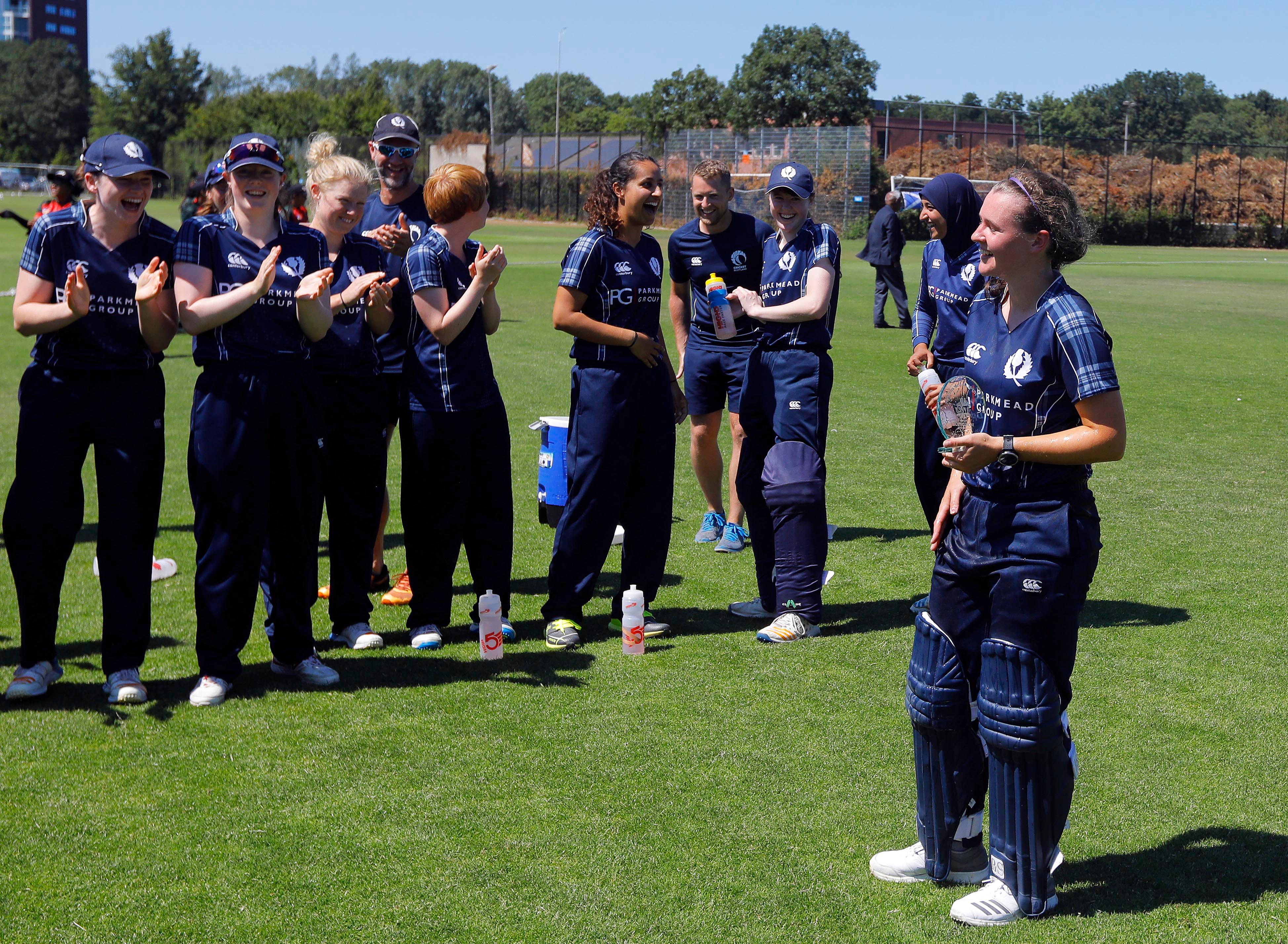 Squads Announced For Icc Women S Qualifier Europe