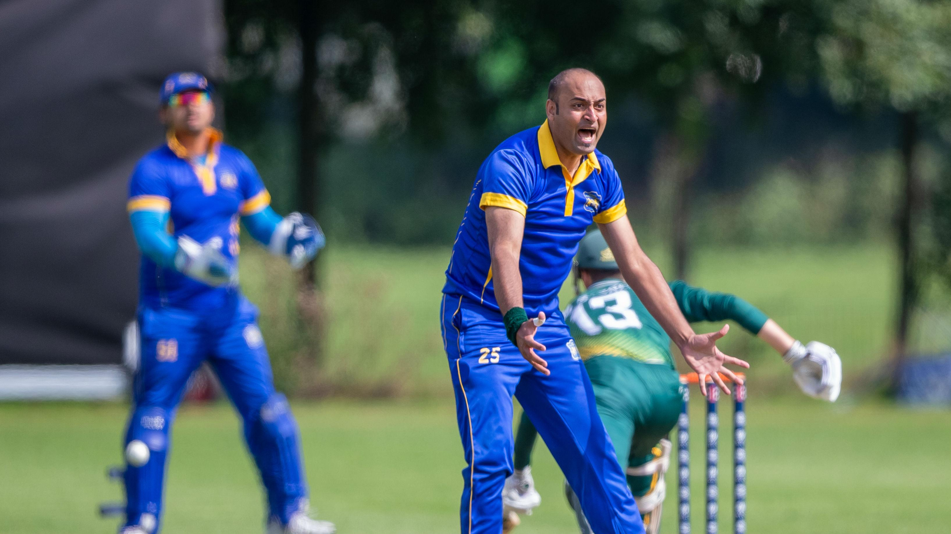 In Pics Icc Wt20 Europe Qualifier Matches From 1