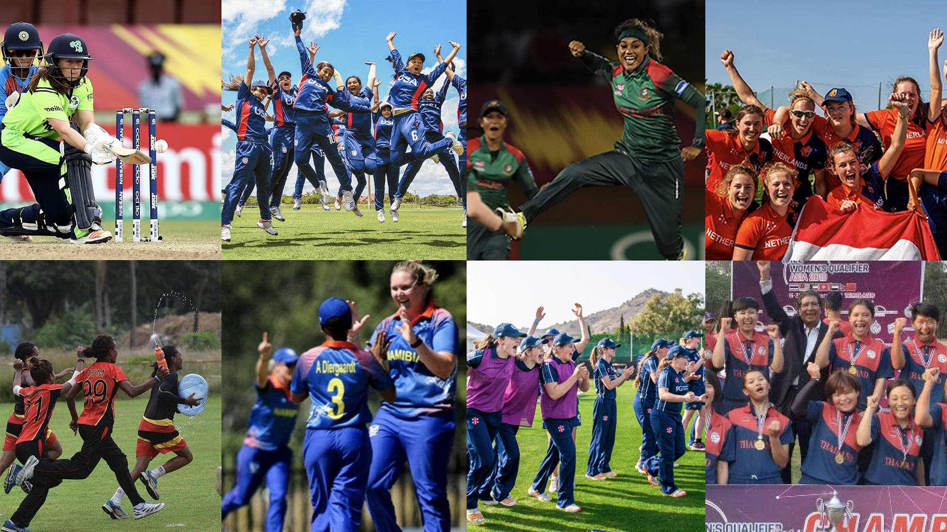 The Icc To Live Stream Icc Women S T20 World Cup Qualifier