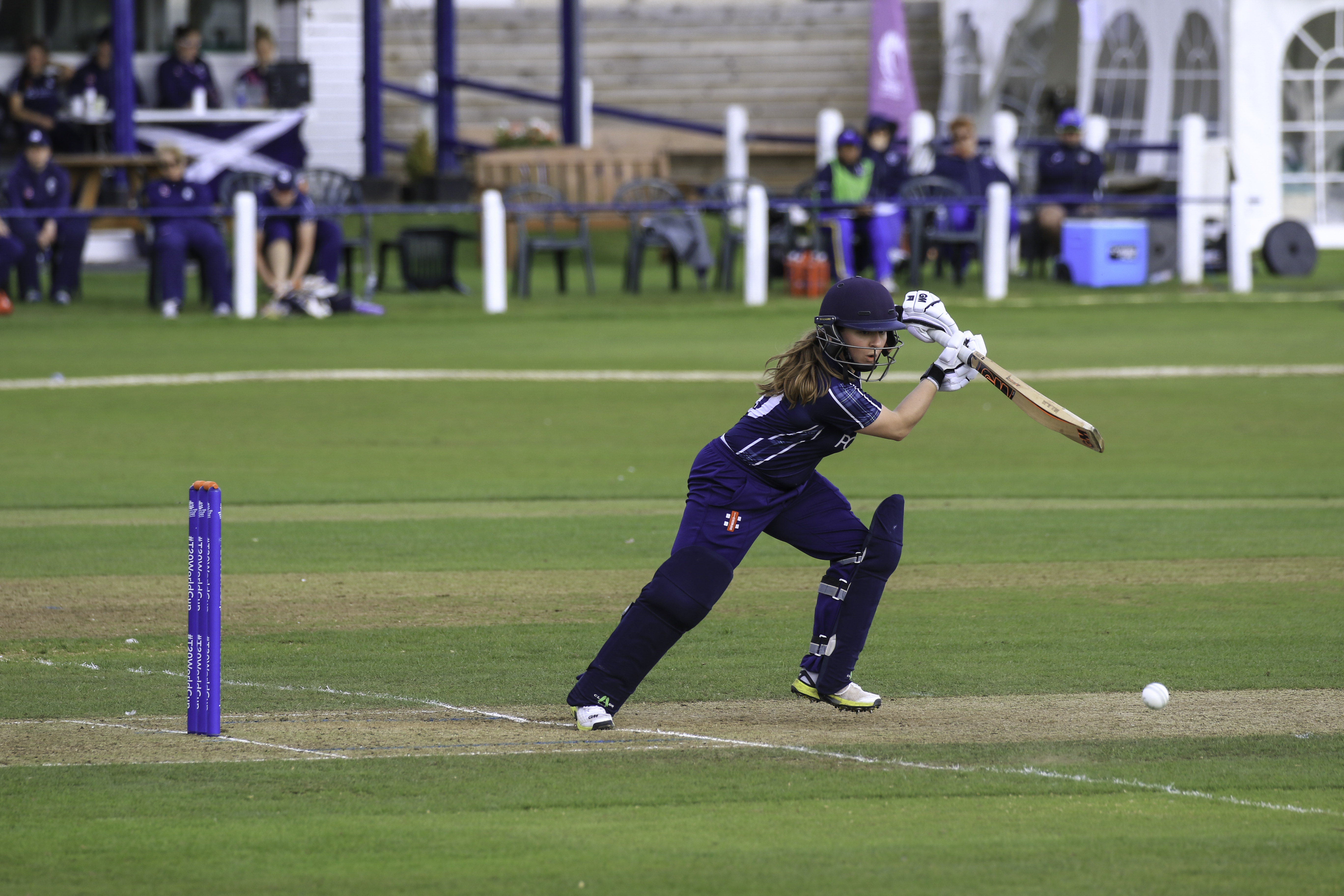 Namibia V Scotland Play Off Icc Women S T20 World Cup