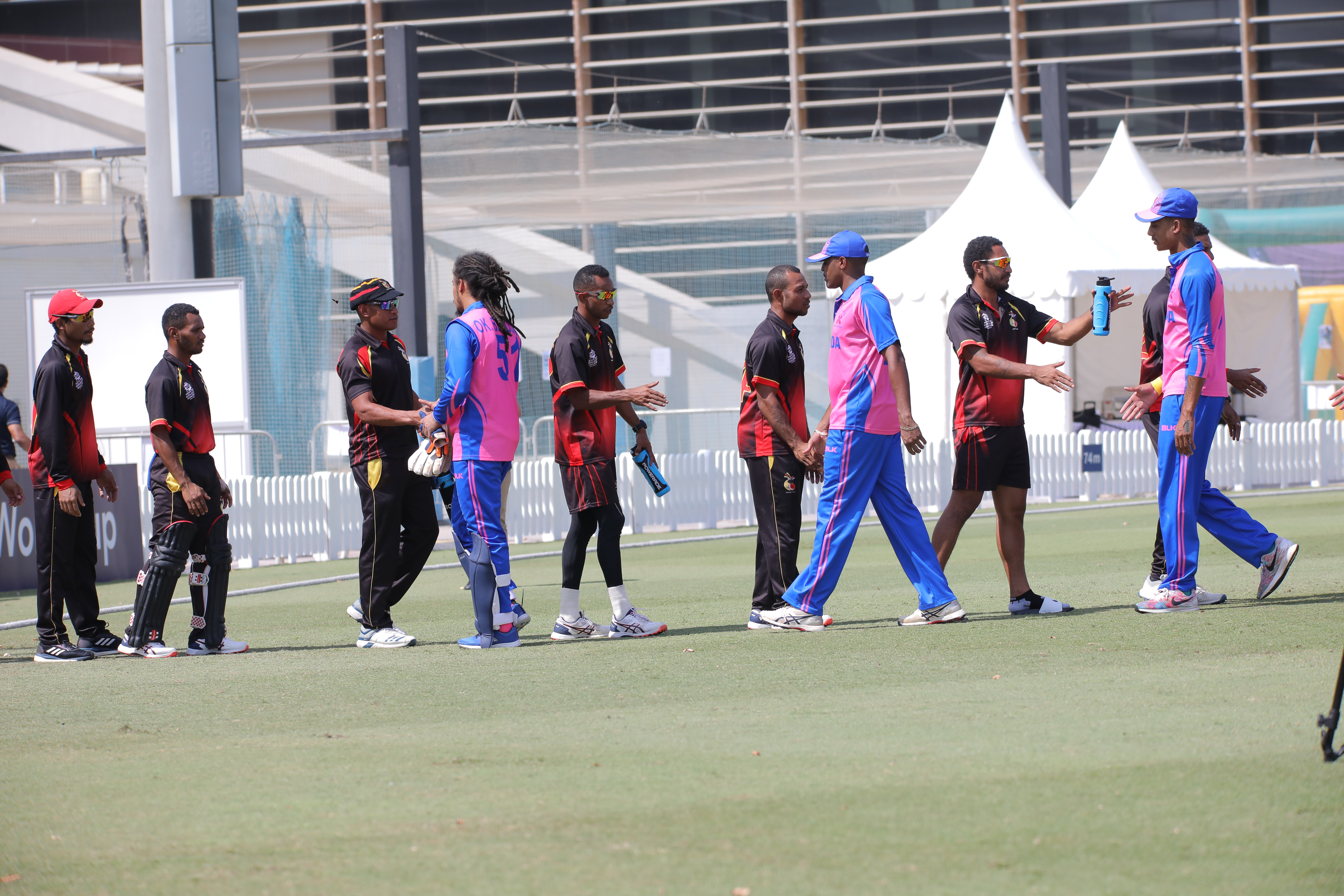 Bermuda V 5th Match Group A Icc Men S T20 World Cup