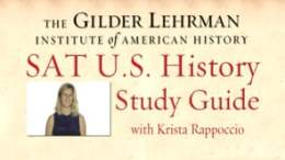 SAT US History Study Guide