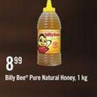 Billy Bee Pure Natural Honey 1 Kg on sale Salewhaleca