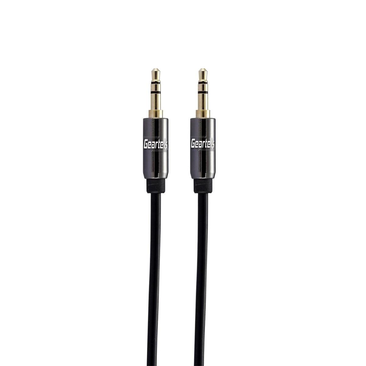Cable De Audio Premium Plug 3 5mm Geartek
