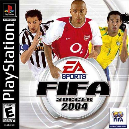 historia serii fifa FIFA 2004