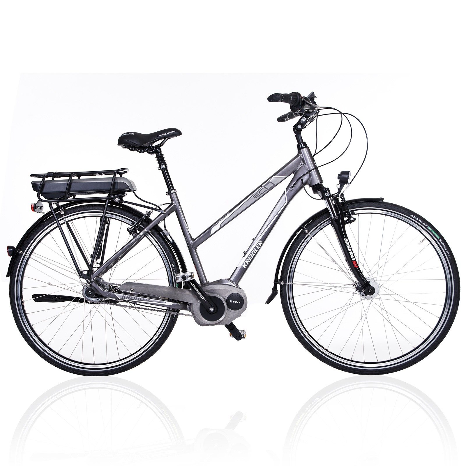 Kreidler E Bike Vitality Eco 2 T Zoid 28 Inch
