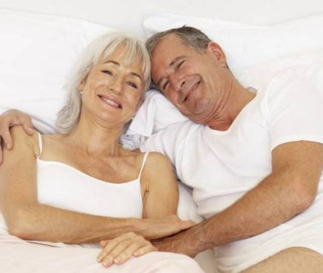 Many Older Women With Partners Report Enjoying An Active Sex Life Throughout Their Golden Years