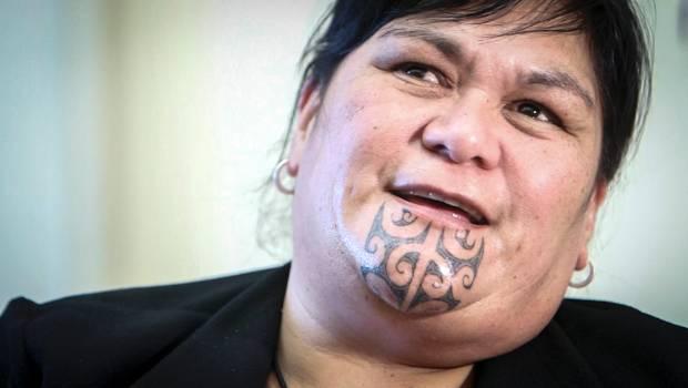 It's a beautiful thing': Nanaia Mahuta encourages Maori to wear moko with  pride | Stuff.co.nz