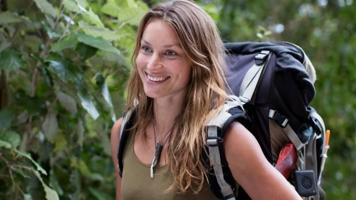 Miriam Lancewood found living off the grid was not only possible - it was preferable.