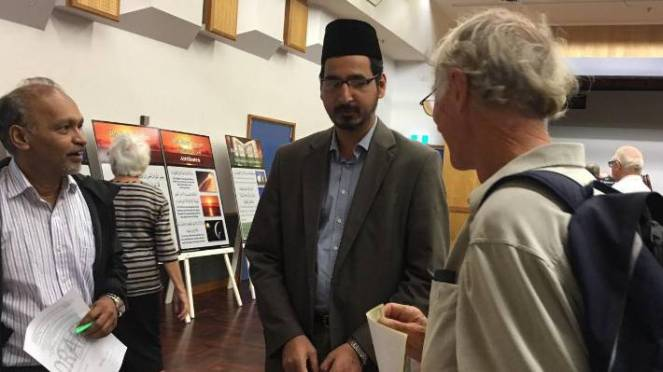 The Quran exhibition will give Wellingtonians the chance to learn more about the text and ask questions of those in the local Muslim community.