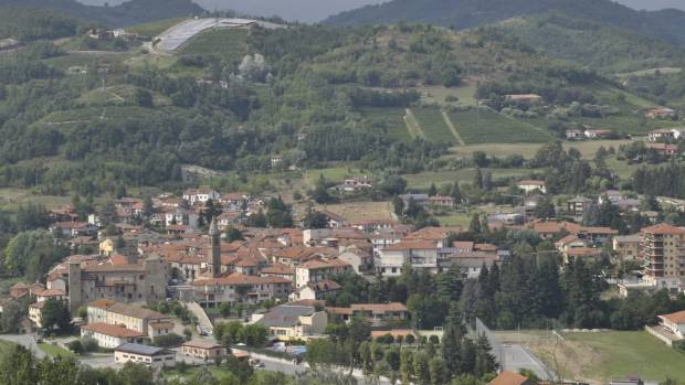 Bormida, population 394, is also offering homes to rent for as little €50 a month in effort to persuade people to move there.