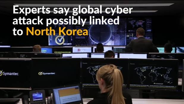 Cyber security researchers say North Korea might be linked to the WannaCry ransomware cyber attack that has infected ...