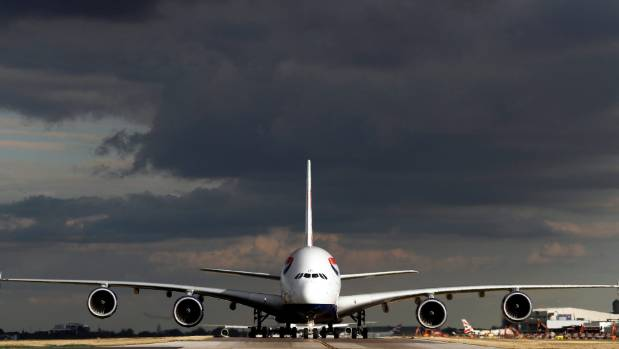 Dark clouds over future of the A380.