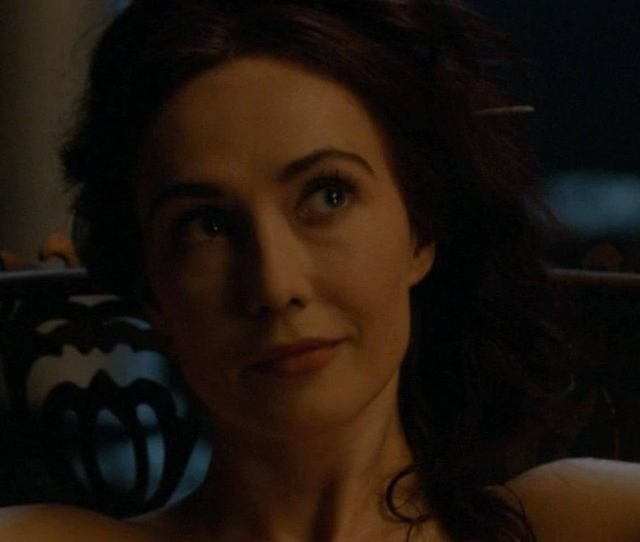 Game Of Thrones Carice Van Houten Reveals Why She Thinks Nudity Is A Weapon