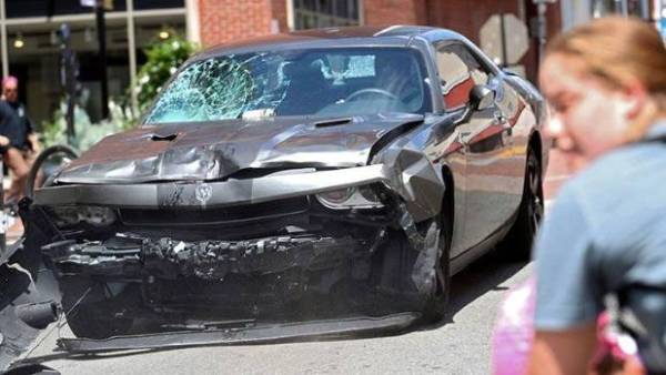 Alleged driver of car that ploughed into Charlottesville ...