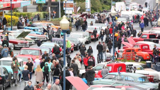 Whitaker St in Te Aroha will again play host to classic cars for the Aroha Cruise in on October 7.