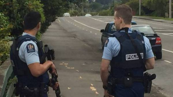 Armed police search home after shots reportedly fired from ...