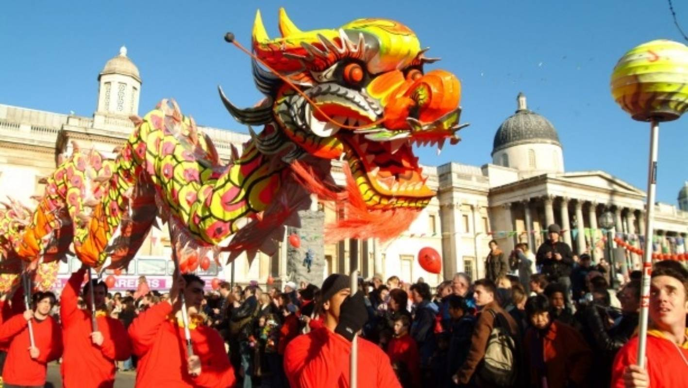 Top 10 Places To Celebrate Chinese New Year