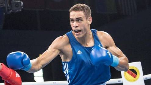 Boxer David Nyika seeks back to back gold medals at Commonwealth     David Nyika will be chasing back to back gold medals in April s  Commonwealth Games