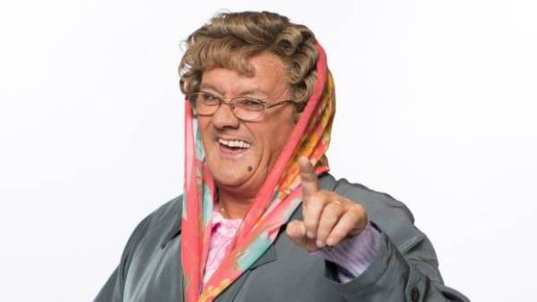 Mrs Brown's Boys: Looking for love with the foul-mouthed ...