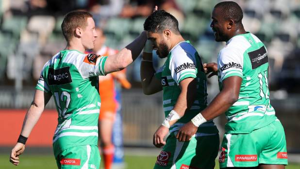 The Manawatū Turbos will take on two teams in a pre-season encounter at Taihape.