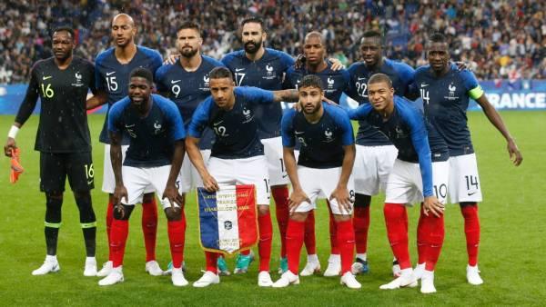 2018 World Cup team profiles: France | Stuff.co.nz