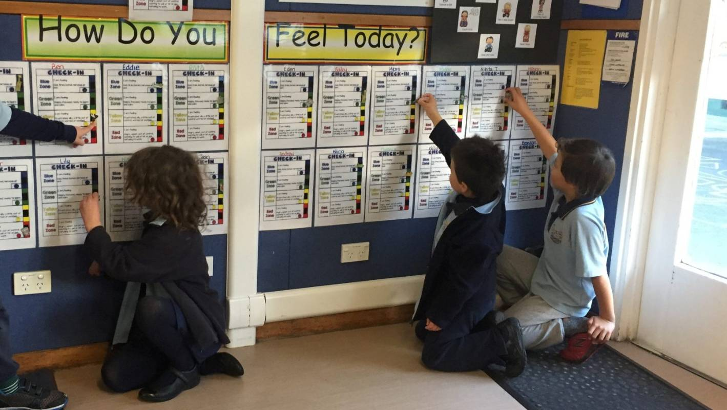 Schools Help Kids Deal With Emotions Through New Programme
