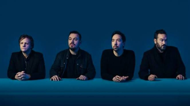 Shihad's members, from left, Phil Knight, Tom Larkin, Jon Toogood and Karl Kippenberger.