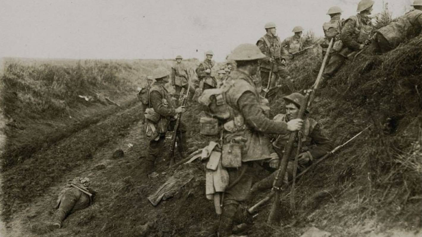 The 100 Year Old Mystery Over A Famous War Photo