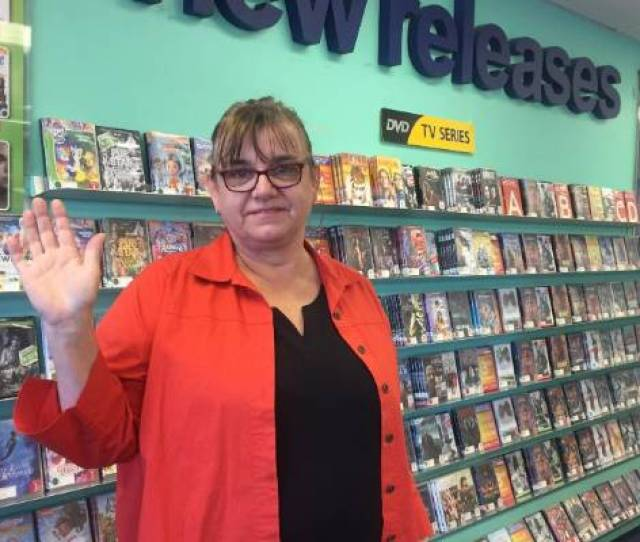 Owner Of Civic Video In Taup Melina Crawford Will Be Shutting The