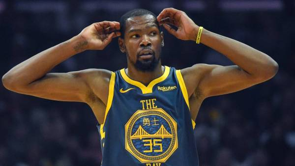 Kevin Durant's future in question after spat with Warriors ...