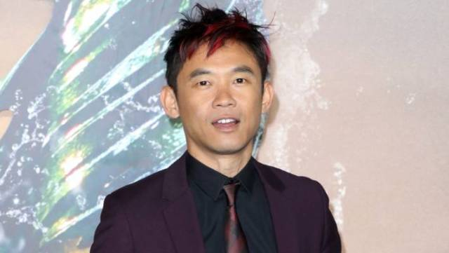 James Wan, left, has asked Aquaman fans to be 'respectful'.
