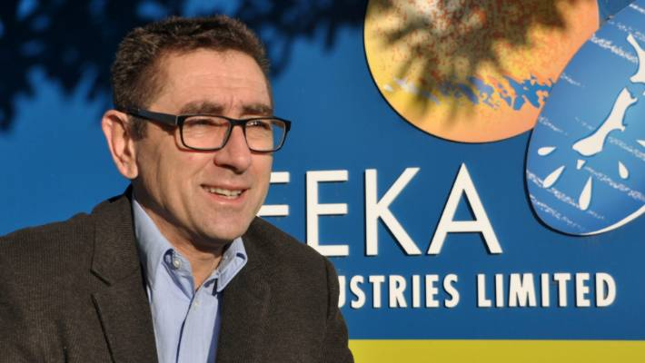 Seeka chief executive Michael Franks says it employs up to 4000 people during peak season, when its packhouses run 22 hours a day, six days a week.