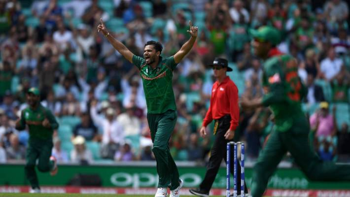 Bangladesh captain Mashrafe Mortaza preferred driving from Auckland to Napier than flying.