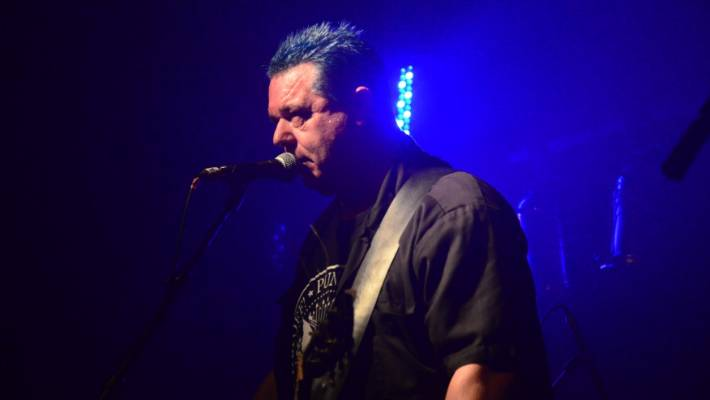 Andrew Boak at a previous Punk It Up.