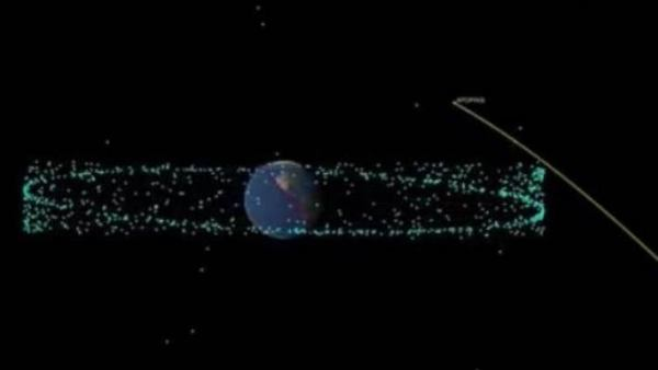 Massive asteroid to fly close to Earth in a decades