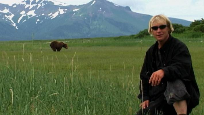 Timothy Treadwell was the subject of Grizzly Man Werner Herzog.