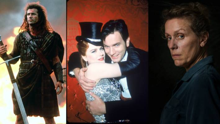 Mad Mel on his best, Moulin Rouge Baz! Frances McDormand's magic and acerbic among 25 Croot's favorite movies for the past 25 years.