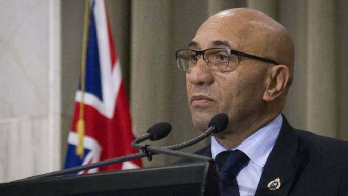 Defence Minister Ron Mark said a long-term review was important, alongside continued investment to stop infrastructure becoming more dilapidated. (File photo)