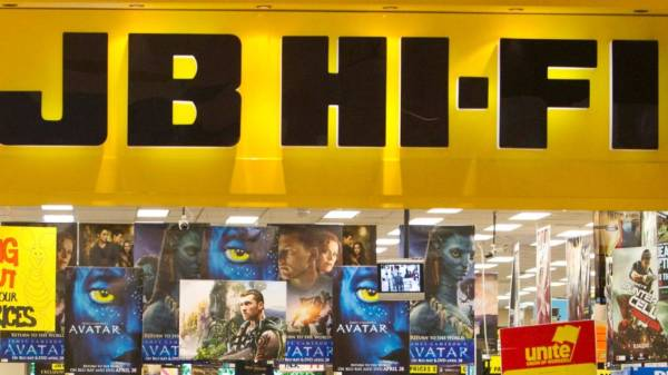 Sacked JB Hi-Fi star salesman's compensation boosted to ...