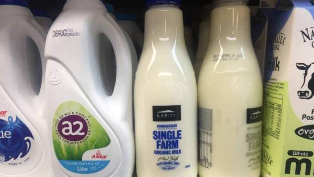 A2 commands a premium price in New Zealand and Australian markets for its milk from A2-type cows, which is marketed as a health benefit.