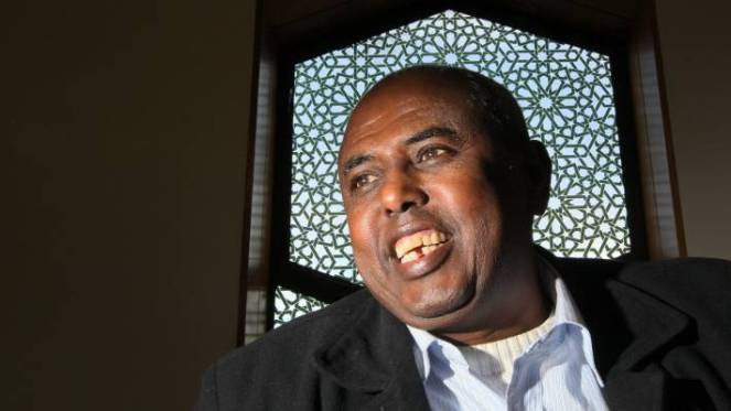 Muslim Association of Canterbury president Mohamed Jama is troubled by the delay in distributing the Qatari donation.