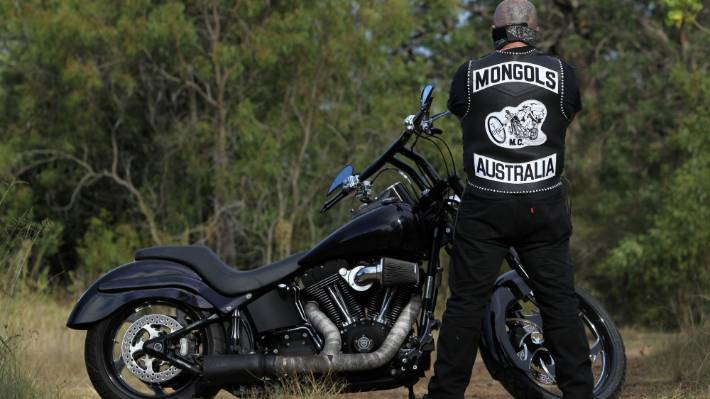 The Mongols originated in the US and are the self-proclaimed baddest bikie gang in the world.
