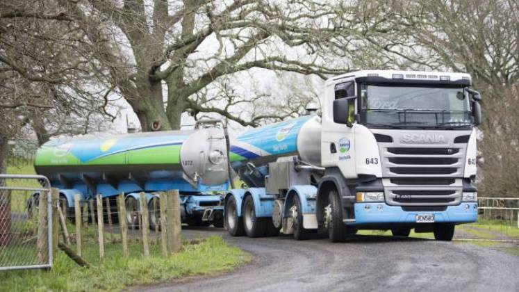 Winter and spring so far had been either wet or cold or both in many parts of the country, leading to lower milk volumes.