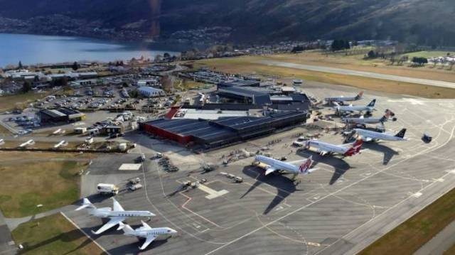 About one-third of staff were made redundant from Queenstown Airport Corporation in a Covid-19-related restructure.